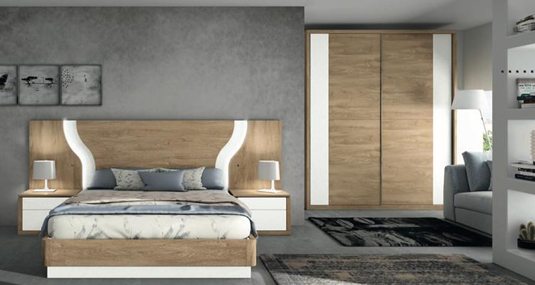 Dormitorio Muebles Meca